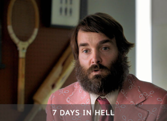7 Days in Hell - Color Grading / Color Correction / Post Production