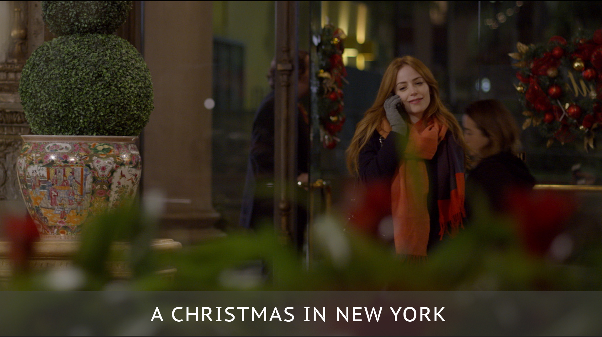 A Christmas in New York - Color Grading / Color Correction / Post Production