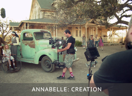 Annabelle: Creation - Color Grading / Color Correction / Post Production