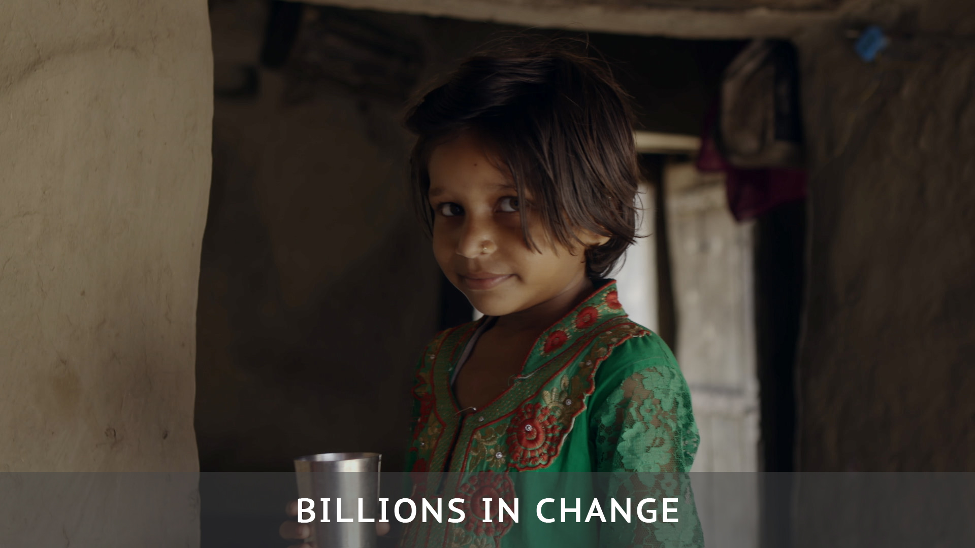 Billions in Change - Color Grading / Color Correction / Post Production
