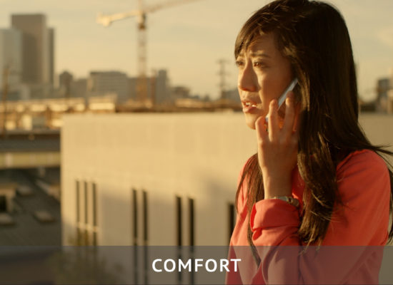 Comfort - Color Grading / Color Correction / Post Production