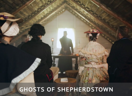 Ghosts of Shepherdstown - Color Grading / Color Correction / Post Production