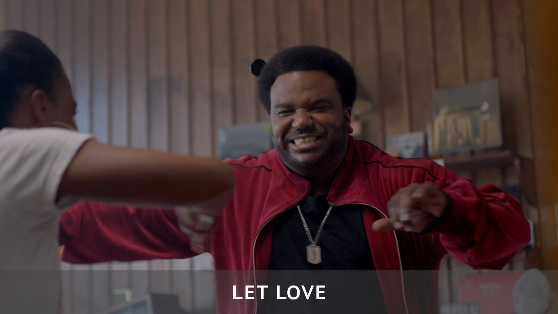 Let Love - Color Grading / Post Production