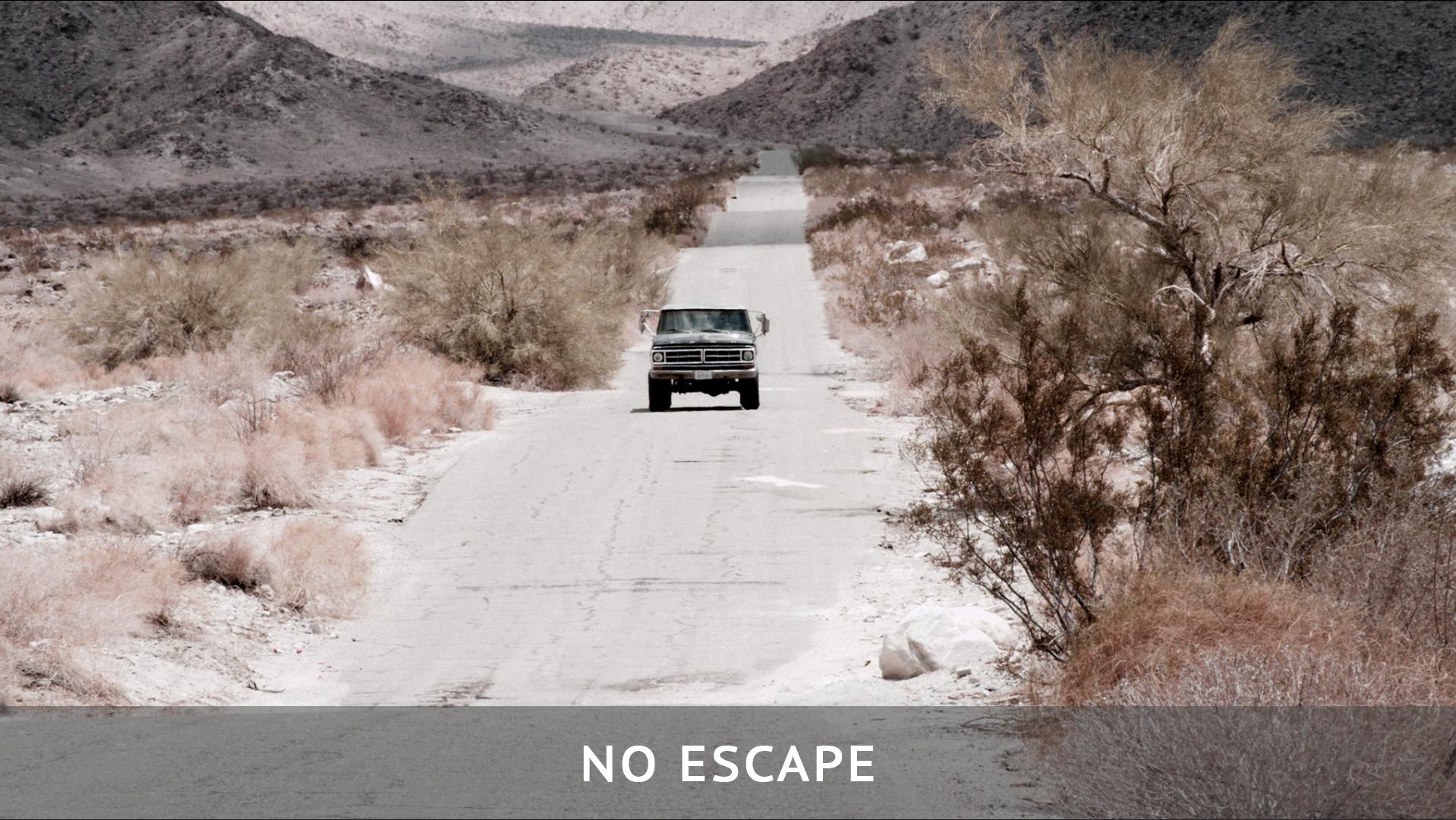 No Escape - Color Grading / Color Correction / Post Production