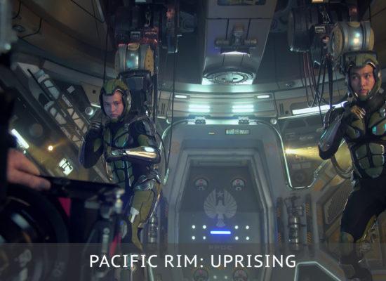 Pacific Rim: Uprising - Color Grading / Color Correction / Post Production