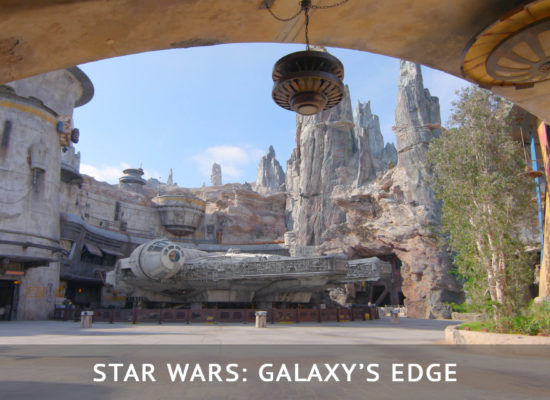 Star Wars: Galaxy's Edge - Color Grading / Color Correction / Post Production