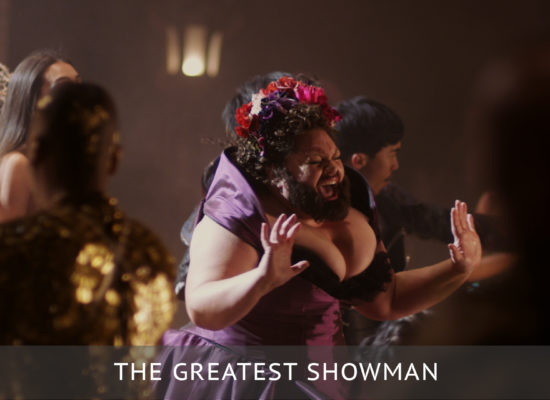 The Greatest Showman - Color Grading / Color Correction / Post Production