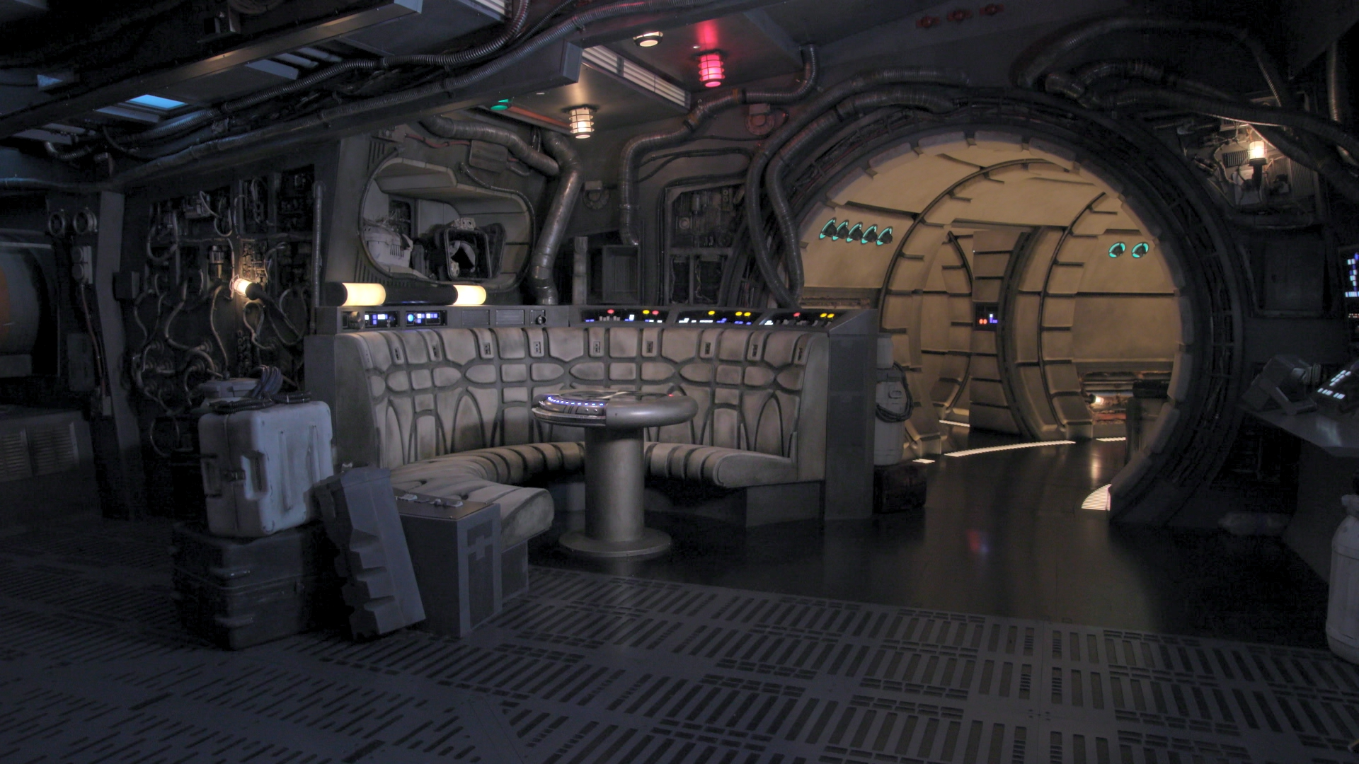 Star Wars: Galaxy's Edge - Color Grading / Post Production
