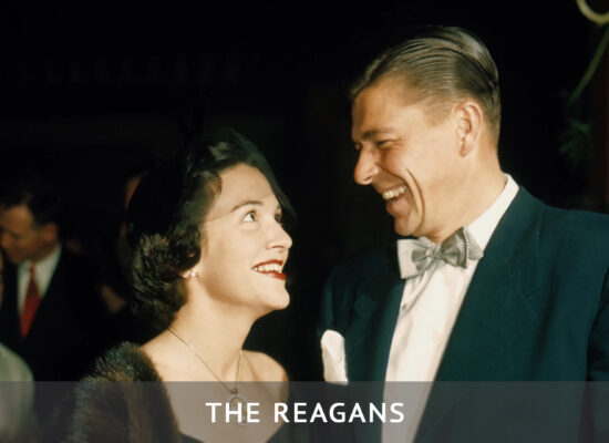 The Reagans / Showtime - Color Grading / Color Correction / Post Production